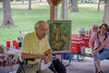 Great Grandpa Jacob's 100 year + Picture, Jester State Park, (20 June 2015)