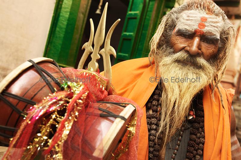 Om Namah Shivaya - Varanasi, India