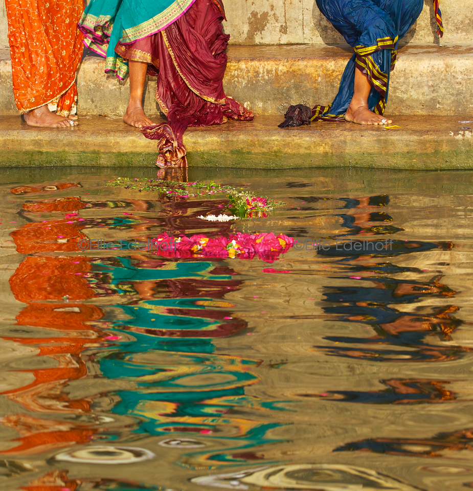 A Dip in the Divine - Varanasi, India