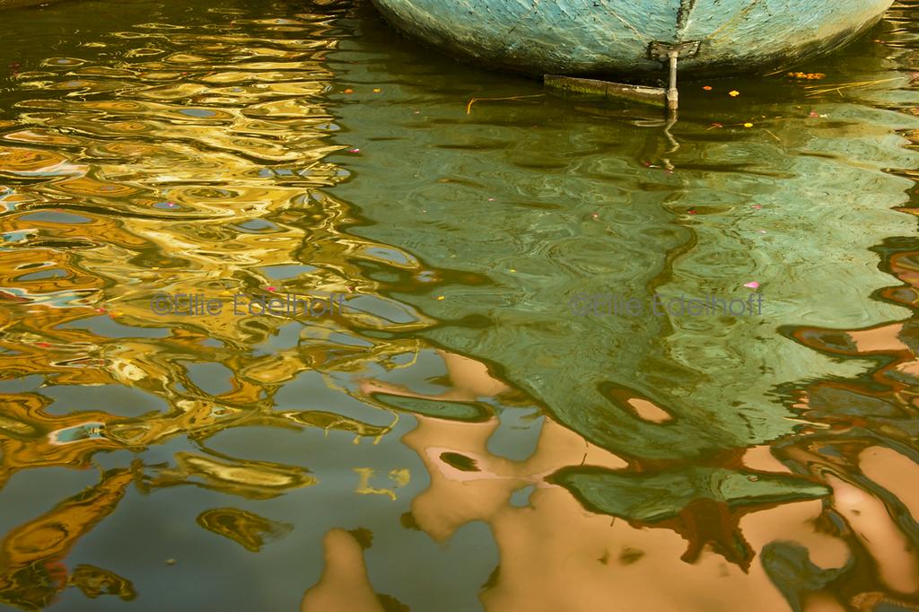 Bejeweled Waters - Varanasi, India