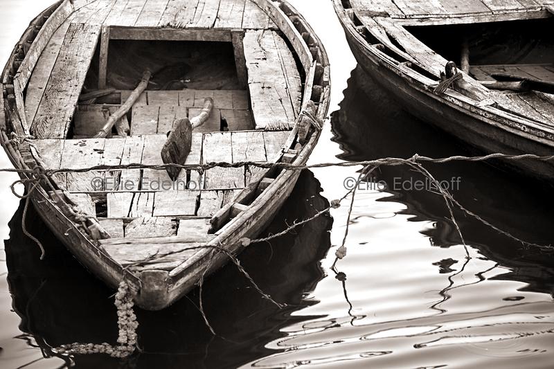 Varanasi Boats - Varanasi, India