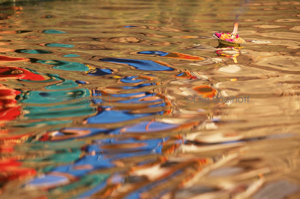 In Golden Light- Varanasi, India