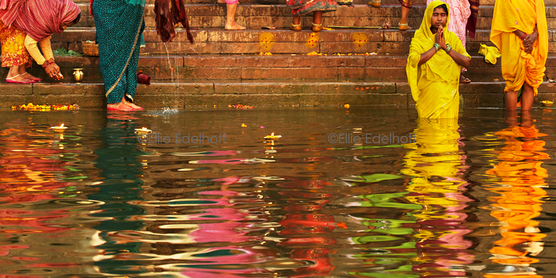 Namaste Ganga Ma - Varanasi, India
