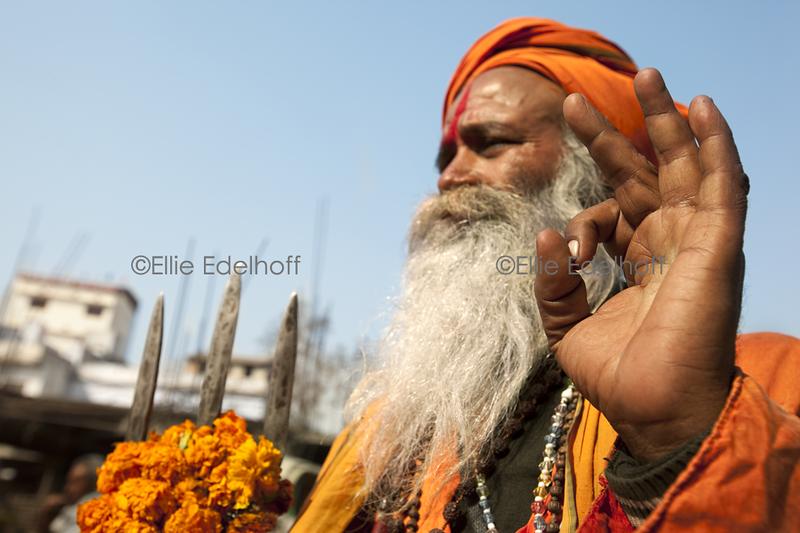 Om Shanti! - Varanasi, India