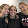 Emily, Hanne en Victoria