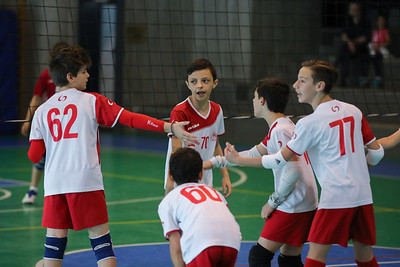 ASC Ballabio 0 - Pallavolo Cisano 3 1^ Torneo Conca Rossa - Gara 1 PalaACEL - Barzio (LC) - 27 maggio 2018