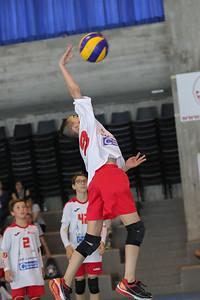 Desio Volley Brianza 2 - Pallavolo Concorezzo 1 1^ Torneo Conca Rossa - Gara 2 PalaACEL - Barzio (LC) - 27 maggio 2018