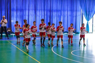 ASC Ballabio 3 - Pallavolo Concorezzo 0 1^ Torneo Conca Rossa - Finale 3 posto PalaACEL - Barzio (LC) - 27 maggio 2018