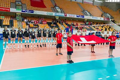 © Matteo Morotti #EVL2014 #EuroVolleyLugano2014  #Latvia 1 #Switzerland 3