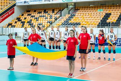 © Matteo Morotti #EVL2014 #EuroVolleyLugano2014#Ukraine 2 #Poland 3