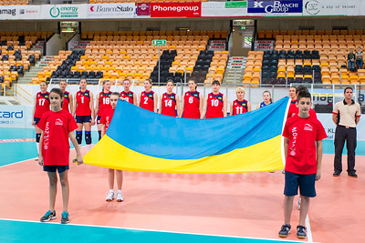 © Matteo Morotti #evl2014 #EuroVolleyLugano2014#Latvia 0 #Ukraine 3