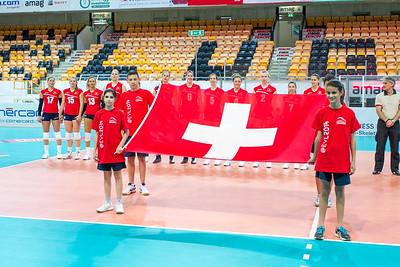 © Matteo Morotti #evl2014 #EuroVolleyLugano2014#Switzerland 0 #Poland 3