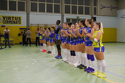 """VIRTUS CERMENATE - POL. VEDANESE Torneo Precampionato """"5su5"""" Cermenate (CO) - 17 settembre 2021"""