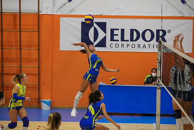 "ELDOR VOLLEY 4 - VIRTUS CERMENATE 1 Torneo Precampionato ""5su5"" Orsenigo (CO) - 2 ottobre 2021"