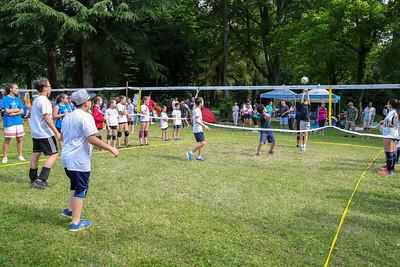 Un Lago di Volley 2018 Ex Galoppatoio Villa Erba Cernobbio (CO) - 3 giugno 2018
