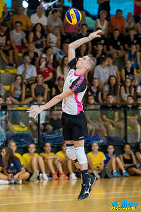 #iLoveVolley #VolleyAddicted #‎VolleyStars2016  Volley Stars 2016 - Finale U18M Diavoli Rosa - Yaka 1-2 Malnate (VA) - Domenica 11 settembre 2016  Guarda la gallery completa su www.volleyaddicted.com (credit image: Morotti Matteo/www.VolleyAddicted.com)