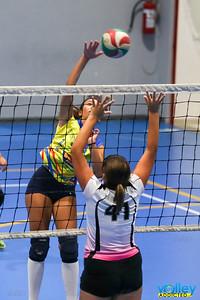 Volley Stars 2017 U16f: Lonate - Cermenate 1-2 Cagno (CO) - Venerdì 9 settembre 2017