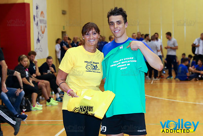 Premiazioni Volley Stars 2017