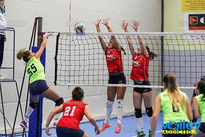 Volley Stars 2017 U18f: Cermenate - Cassano  2-1 Cagno (CO) - Domenica 10 settembre 2017