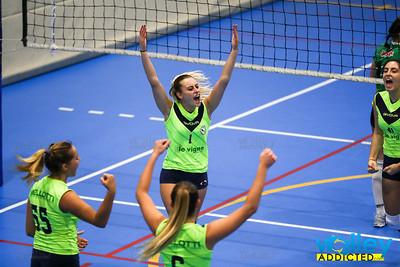 Volley Stars 2017 U18f: Cermenate - Giubiasco  0-2 Cagno (CO) - Sabato 9 settembre 2017