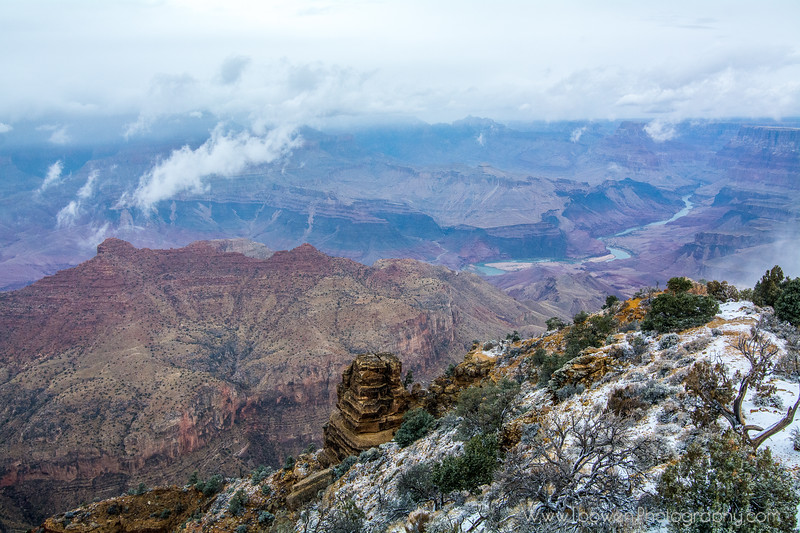 Grand Canyon , South rim.