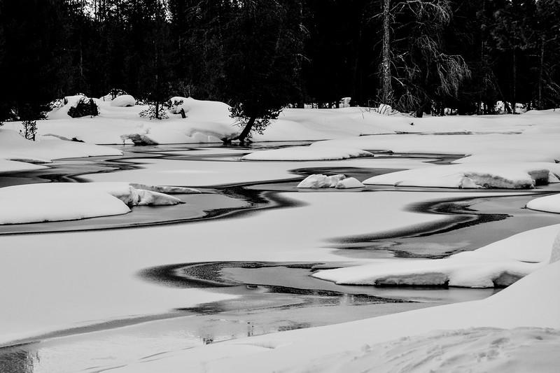 Jennie Lake Trail
