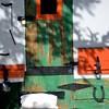 Gypsy Wagon Door