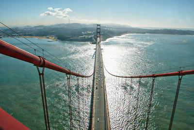 Golden Gate bridge - 2