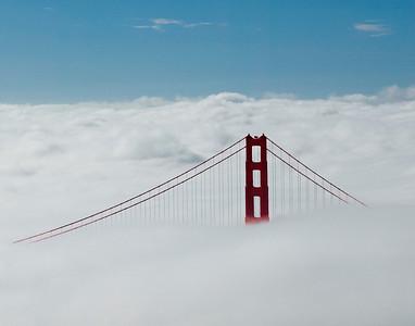 Golden Gate awakening