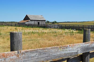 Barn–Western Icon