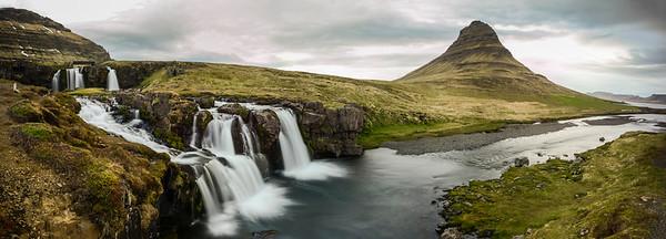 Kirkjufell Landscape