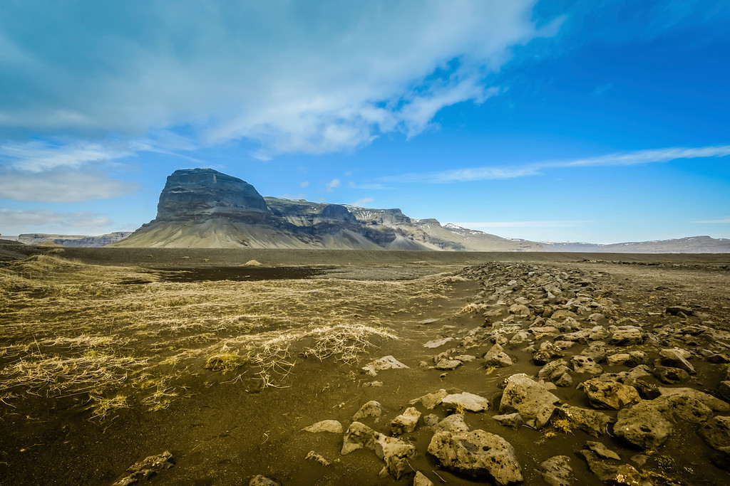 Icelandic Mountain