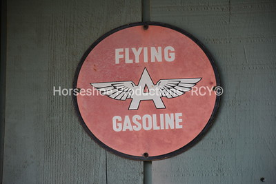 Flying A Gasoline