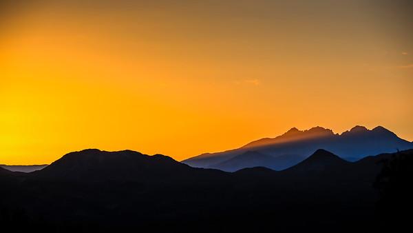 Daybreak on the Ridge