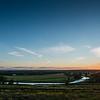 Sunset Over Fish Creek