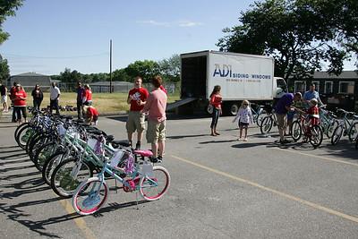 Bikes for Kids - 7/27/2013