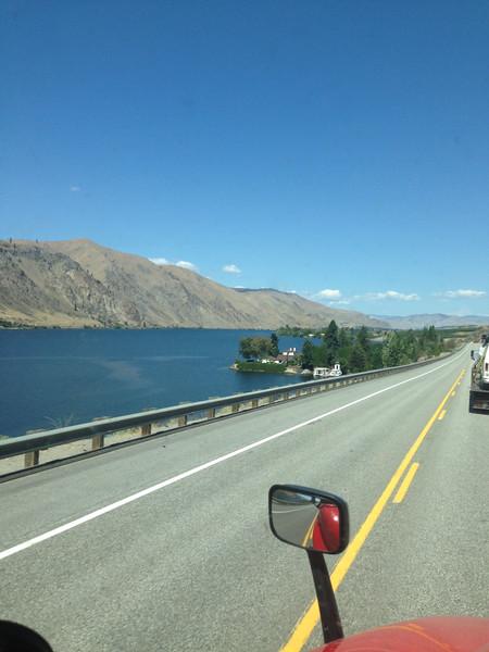 North Of Wenatchee, WA (Columbia River)