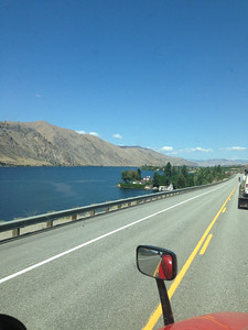 North Of Wenatchee, WA (Columbia River)