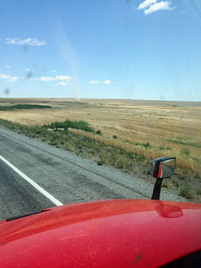 Douglas County, WA Dust Devil