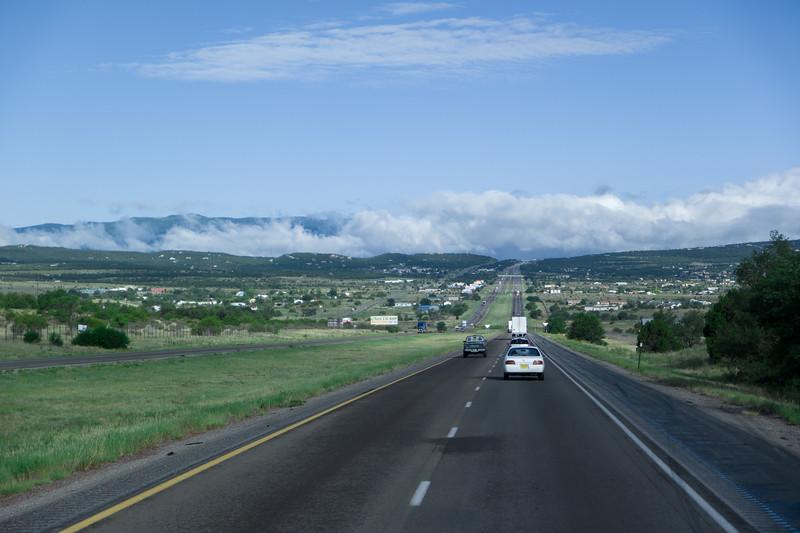 I-40 East Of Albuquerque