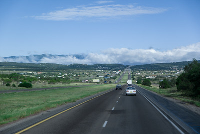 I-40 East Of Albuquerque
