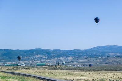 Balloons Park City, UT