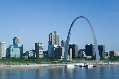 St Louis, MO Arch