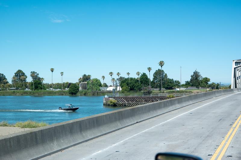 Montezuma Slough, CA