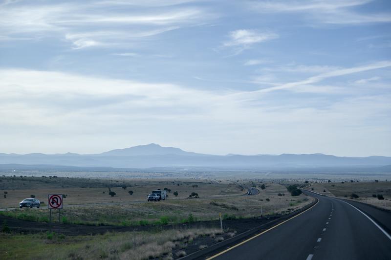 Near Seligman, AZ