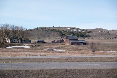 Montana Barn