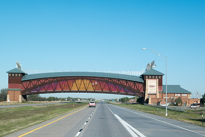Nebraska Archway