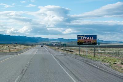 Idaho/Utah Border
