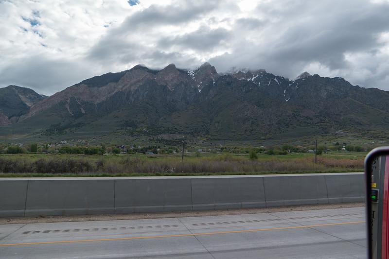 Northern Utah I-15 Near Trementon