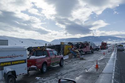 Montana Crash